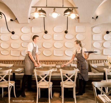 stylowe i funkcjonalne meble do restauracji
